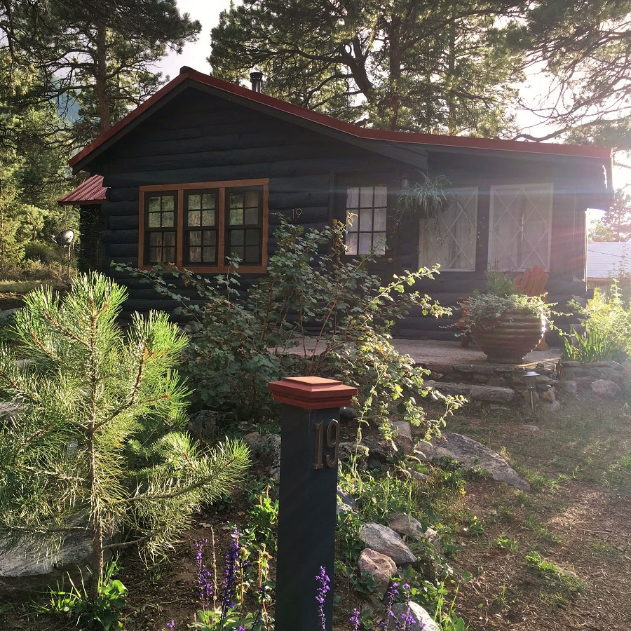 Becky's cabin